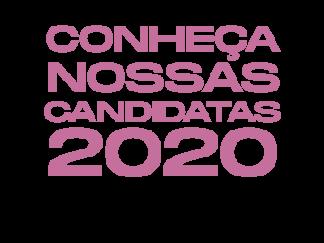 Candidatas 2020